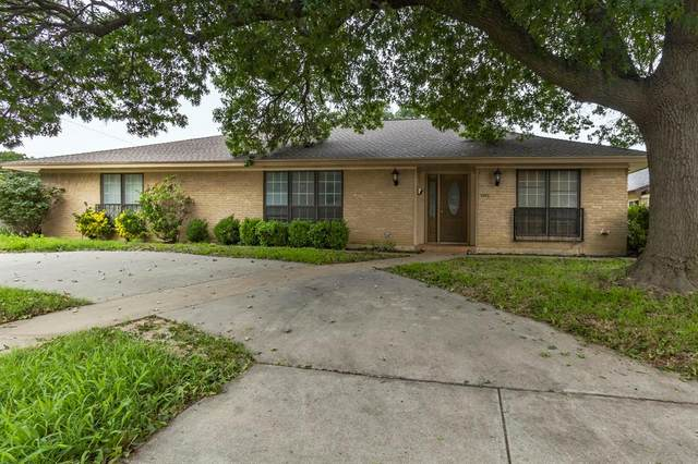 5012 South Drive, Fort Worth, TX 76132 (MLS #14593053) :: Real Estate By Design