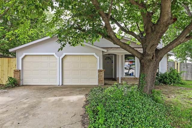 3619 Daniel Drive, Arlington, TX 76014 (MLS #14593092) :: Real Estate By Design