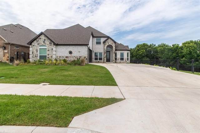 9832 El Colina Drive, Fort Worth, TX 76179 (MLS #14593093) :: Real Estate By Design