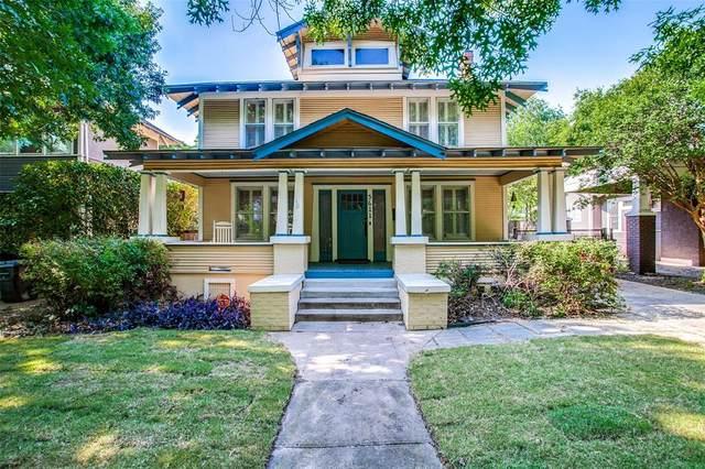 5611 Vickery Boulevard, Dallas, TX 75206 (MLS #14593148) :: Real Estate By Design
