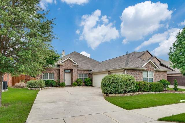 943 Gladewater Drive, Frisco, TX 75033 (MLS #14593150) :: Real Estate By Design
