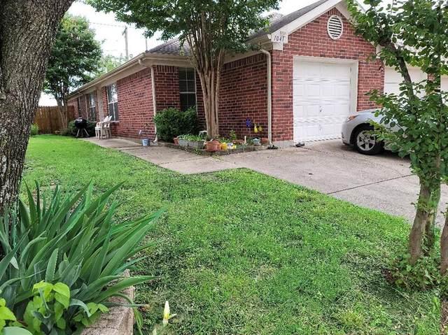 1041 Enfilar Lane, Arlington, TX 76017 (MLS #14593163) :: Keller Williams Realty