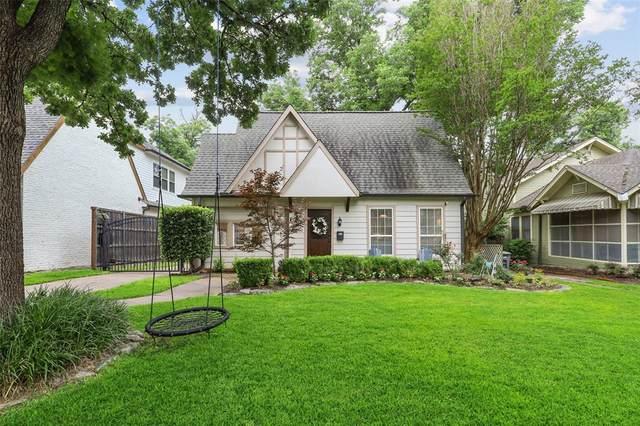 6250 Velasco Avenue, Dallas, TX 75214 (MLS #14593179) :: The Heyl Group at Keller Williams