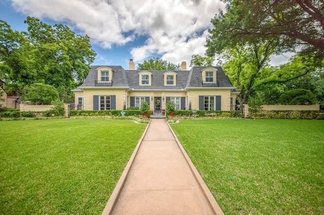 2113 Avondale Street, Wichita Falls, TX 76308 (MLS #14593235) :: Craig Properties Group