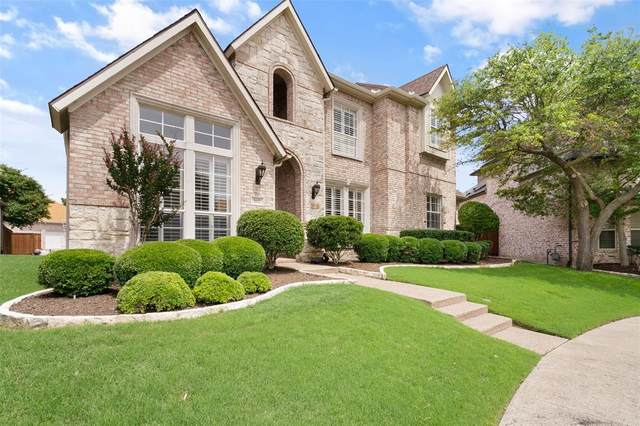 102 Turnberry Circle, Mckinney, TX 75072 (MLS #14593246) :: Real Estate By Design