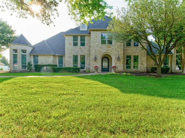 142 Ranchway Drive, Burleson, TX 76028 (MLS #14593302) :: Real Estate By Design