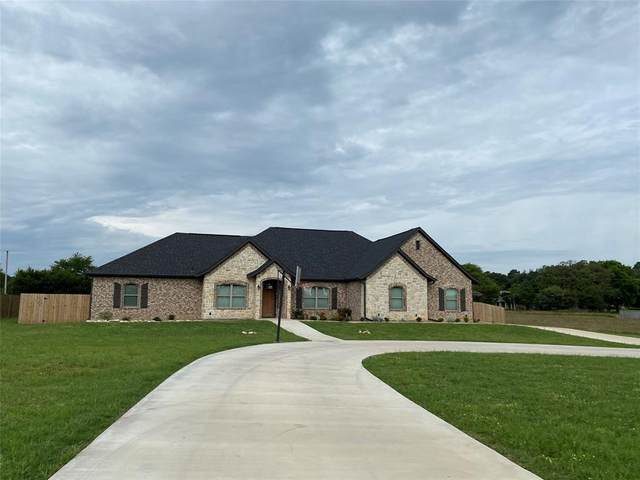 350 Private Road 54166, Pittsburg, TX 75686 (MLS #14593309) :: Real Estate By Design