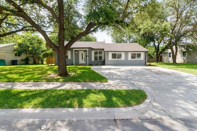 4120 Winfield Avenue, Fort Worth, TX 76109 (MLS #14593310) :: Real Estate By Design