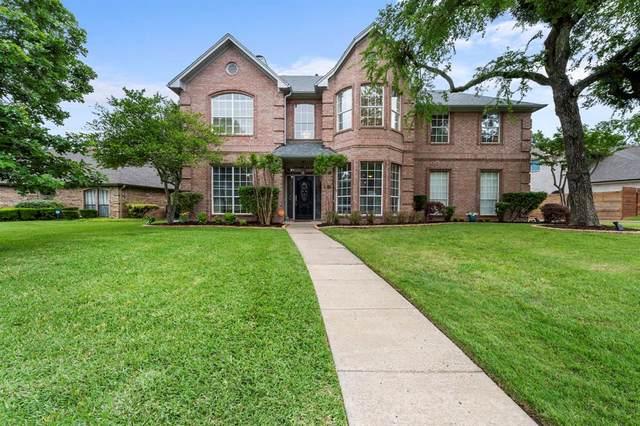 18711 Rembrandt Terrace, Dallas, TX 75287 (MLS #14593312) :: The Good Home Team