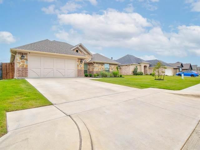 215 Harp Avenue, Godley, TX 76044 (MLS #14593319) :: Potts Realty Group