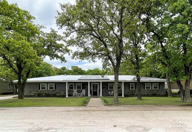 1308 W 14th Street, Cisco, TX 76437 (MLS #14593323) :: Real Estate By Design