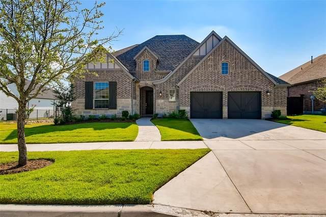 1817 Shade Tree Street, Aledo, TX 76008 (MLS #14593344) :: The Chad Smith Team