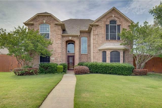 509 Vasey Oak Drive, Keller, TX 76248 (MLS #14593346) :: Keller Williams Realty