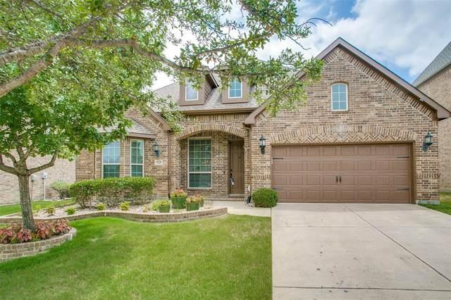 1308 Foxglove Circle, Lantana, TX 76226 (MLS #14593369) :: Real Estate By Design