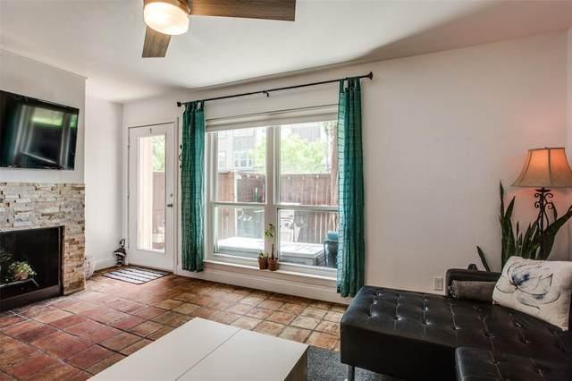 2702 Douglas Avenue #106, Dallas, TX 75219 (MLS #14593372) :: Bray Real Estate Group