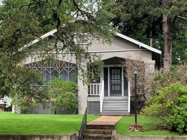 2316 Creswell Avenue A & B, Shreveport, LA 71104 (MLS #14593381) :: Craig Properties Group