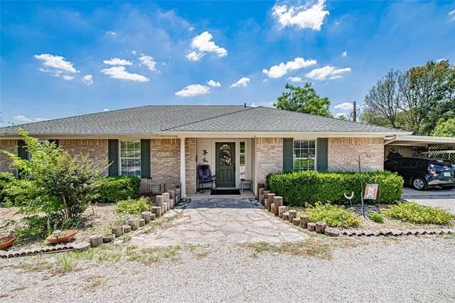 2708 Galaxy Street, Granbury, TX 76049 (MLS #14593413) :: Potts Realty Group