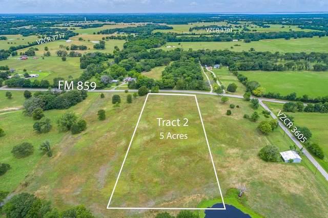00 Fm 859, Edgewood, TX 75117 (MLS #14593419) :: Real Estate By Design