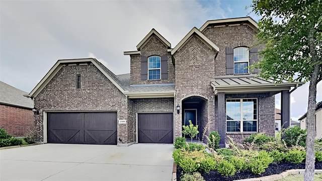 2309 Krause Road, Heath, TX 75126 (MLS #14593433) :: The Good Home Team