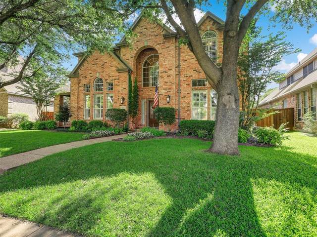 917 Cross Plains Drive, Allen, TX 75013 (MLS #14593477) :: Jones-Papadopoulos & Co