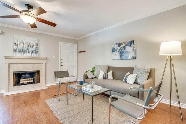 5740 Martel Avenue B12, Dallas, TX 75206 (MLS #14593504) :: VIVO Realty