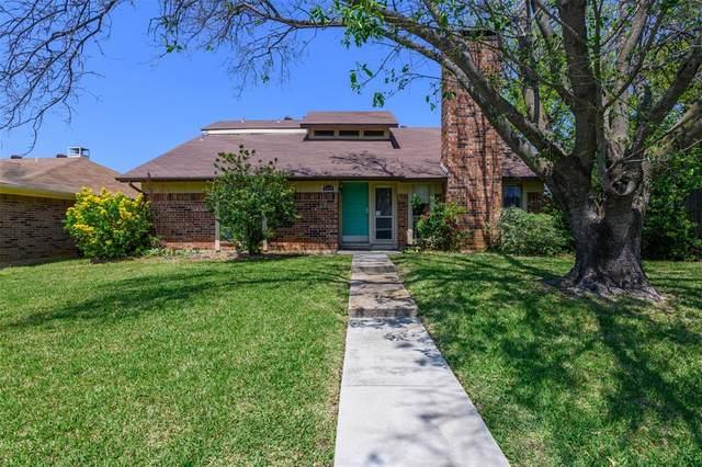 1117 Meriwood Drive, Lewisville, TX 75067 (MLS #14593532) :: DFW Select Realty