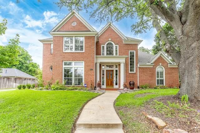 6741 Savannah Lane, Fort Worth, TX 76132 (MLS #14593581) :: 1st Choice Realty