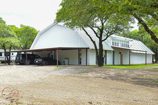 1189 Private Road 1209, Clyde, TX 79510 (MLS #14593583) :: Real Estate By Design