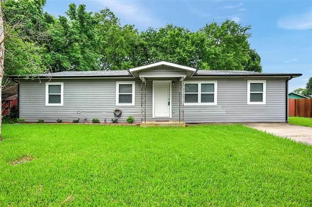 205 Dennis Street, Pottsboro, TX 75076 (MLS #14593585) :: Real Estate By Design
