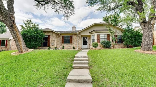 5821 Trego Circle, The Colony, TX 75056 (MLS #14593606) :: VIVO Realty