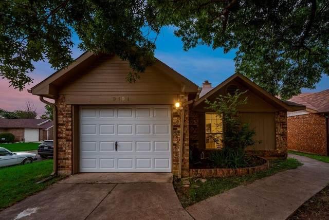 9101 Horncastle Court, Fort Worth, TX 76134 (MLS #14593609) :: Real Estate By Design