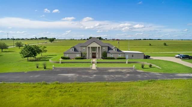 500 Fm 1198, Muenster, TX 76252 (MLS #14593615) :: Real Estate By Design
