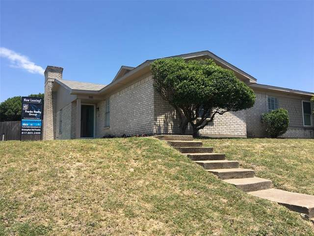 8831 Sandcastle Court, Fort Worth, TX 76179 (MLS #14593629) :: The Good Home Team