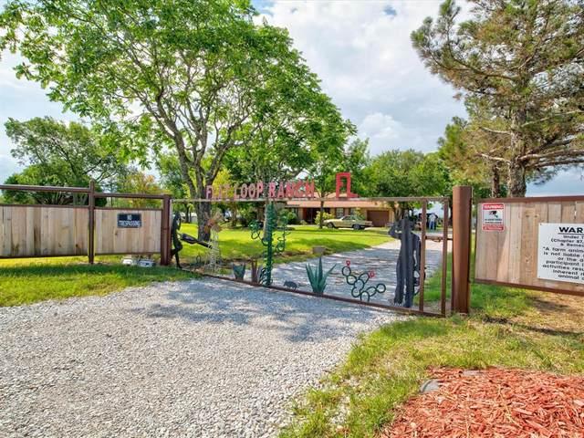 7608 Veal Station Road, Azle, TX 76020 (MLS #14593698) :: Real Estate By Design