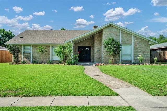 912 Hillsdale, Richardson, TX 75081 (MLS #14593702) :: Real Estate By Design