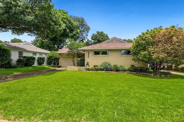8860 Liptonshire Drive, Dallas, TX 75238 (MLS #14593703) :: Front Real Estate Co.