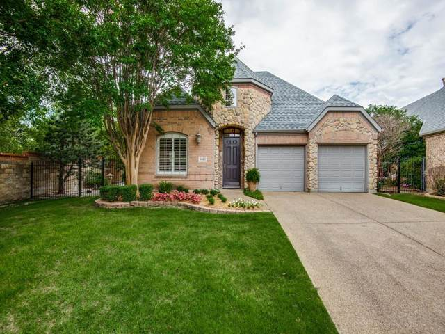5402 Travis Drive, Frisco, TX 75034 (MLS #14593751) :: Real Estate By Design