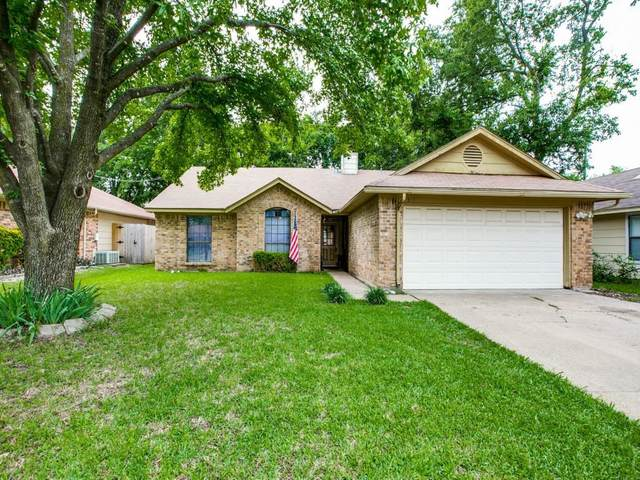 519 Thomas Trail, Seagoville, TX 75159 (MLS #14593761) :: Real Estate By Design