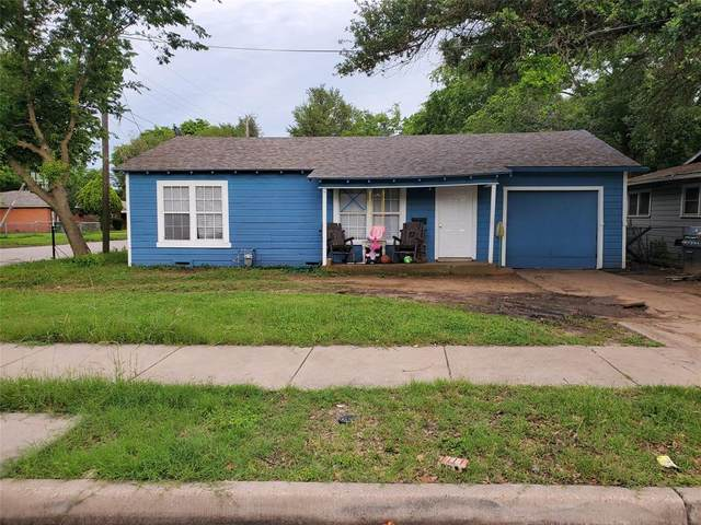 901 Poindexter Avenue, Cleburne, TX 76033 (MLS #14593775) :: Epic Direct Realty