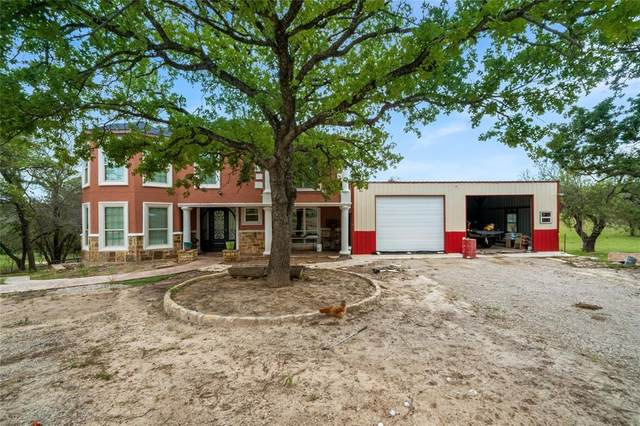 2277 County Road 3657, Springtown, TX 76082 (MLS #14593826) :: Real Estate By Design