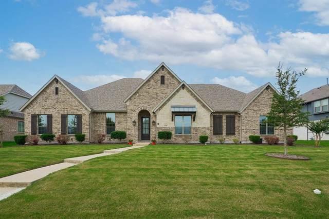 1109 Devonshire Drive S, Forney, TX 75126 (MLS #14593854) :: Keller Williams Realty