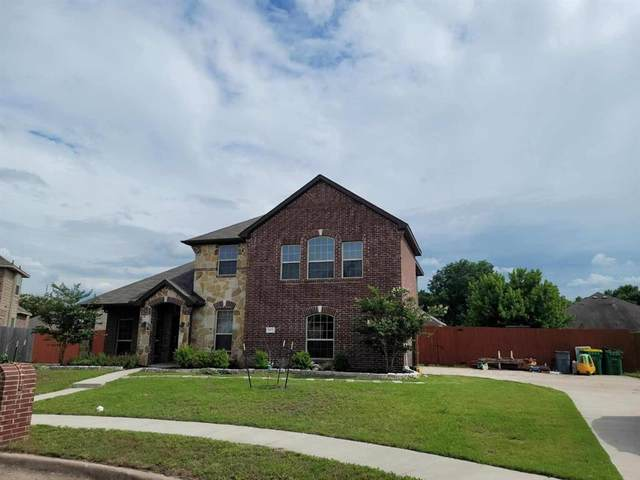 202 Janice Court, Glenn Heights, TX 75154 (MLS #14593868) :: EXIT Realty Elite