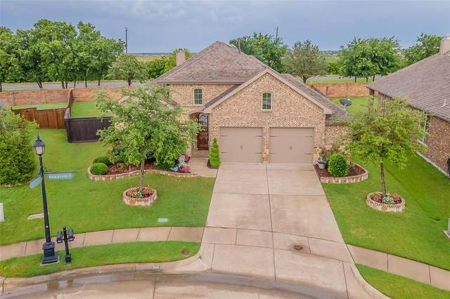 1003 Brigham Drive, Forney, TX 75126 (MLS #14593912) :: Real Estate By Design