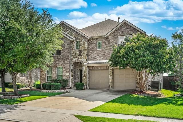 13092 Stapleton Drive, Frisco, TX 75033 (MLS #14593951) :: 1st Choice Realty