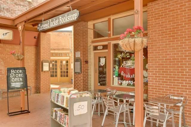 125 Historic Town Square, Lancaster, TX 75146 (MLS #14593962) :: Team Hodnett