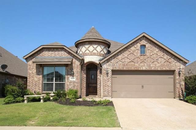 1433 Nacona Drive, Prosper, TX 75078 (MLS #14593994) :: The Hornburg Real Estate Group