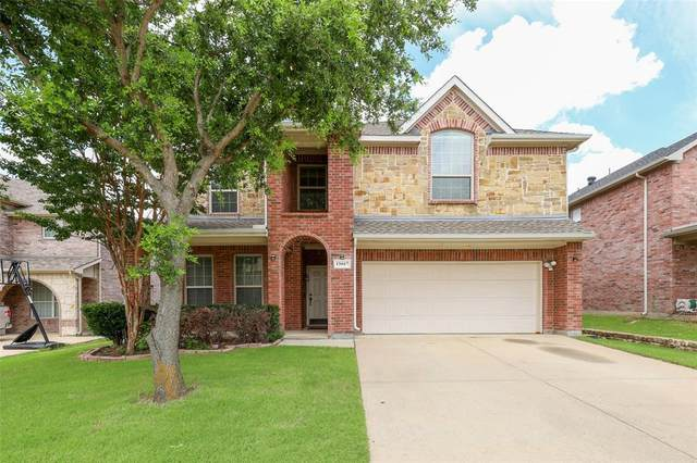 13067 Ambrose Drive, Frisco, TX 75035 (MLS #14594040) :: Real Estate By Design