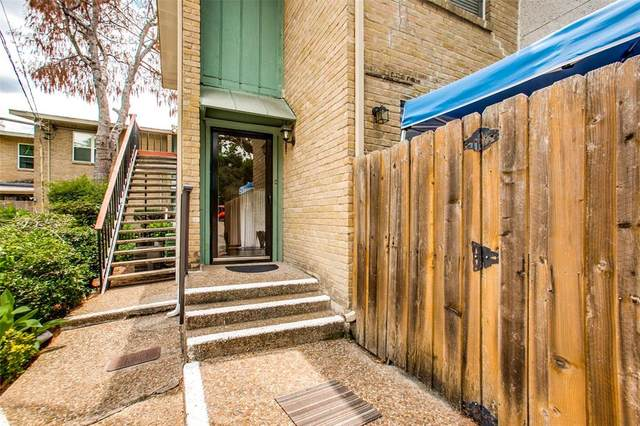 6620 Eastridge Drive #126, Dallas, TX 75231 (MLS #14594065) :: Real Estate By Design