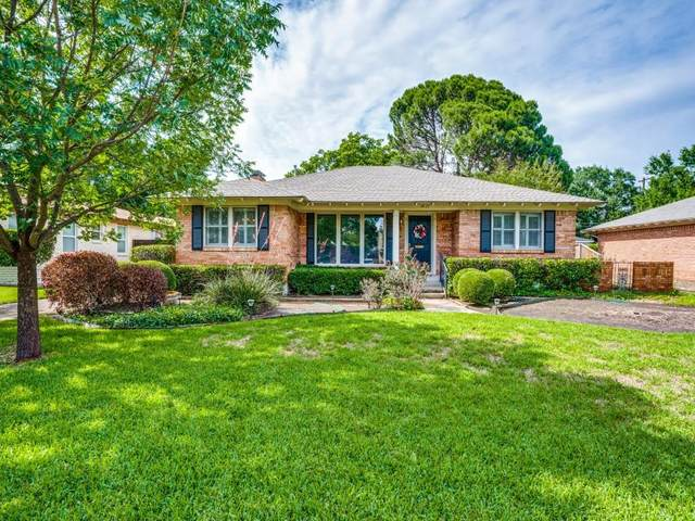 4177 Willow Grove Road, Dallas, TX 75220 (MLS #14594091) :: All Cities USA Realty