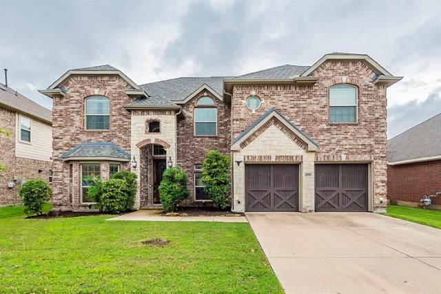 2935 Montalbo, Grand Prairie, TX 75054 (MLS #14594095) :: EXIT Realty Elite